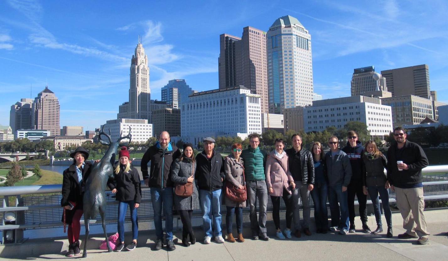 Marathon bei Freunden – Laufen in der Partnerstadt Columbus
