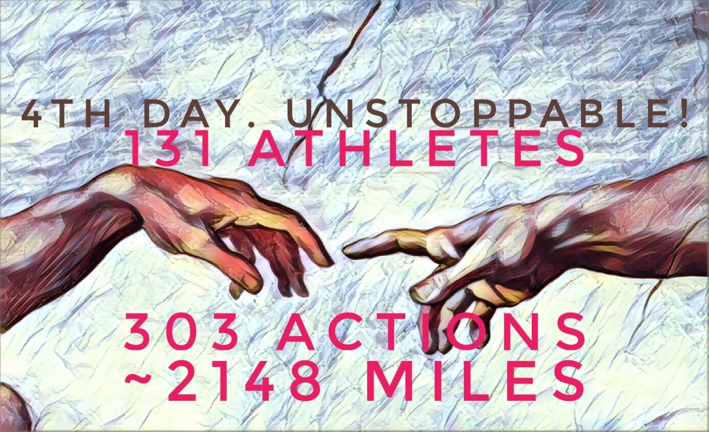 Marathonaustausch 2020 – Tag 4